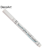 White Glass Paint Marker