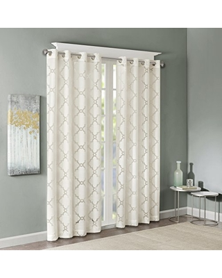 Remarkable Deal on Sheer Curtains for Bedroom, Modern Contemporary ...