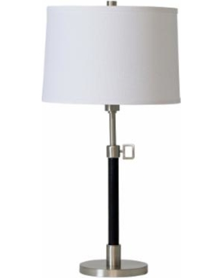 House of Troy Hardwick 28 Inch Table Lamp - H550-SN