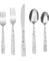 Solano Flatware Set 20-pc. Stainless Steel - Threshold
