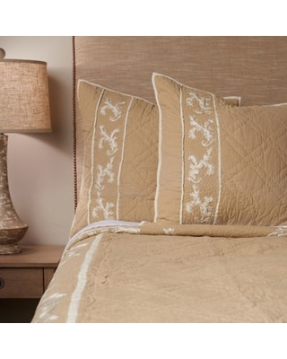 Jessica King Pillow Sham in Natural