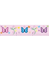 Mona Melisa Designs Baby Growth Chart, Butterfly