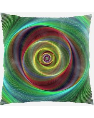 Rug Tycoon Spiral Throw Pillow PW-spiral-2730290