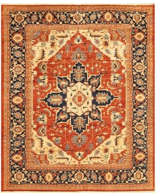 Can T Miss Bargains On Pasargad Serapi Hand Knotted Wool Rust Camel