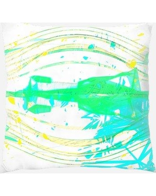 Rug Tycoon Abstract Throw Pillow PW-abstract-993093