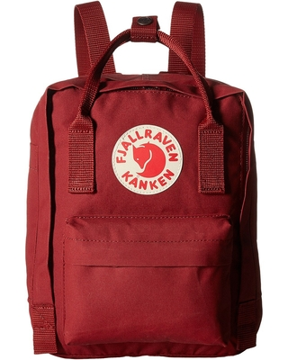 ff756405d Can't Miss Deals on Fjallraven Kanken Mini (Ox Red) Backpack Bags