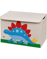 Wildkin Olive Kids Dinosaur Land Toy Box 602