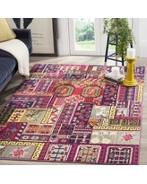 """Bungalow Rose Chana Pink Area Rug BNGL6653 Rug Size: Rectangle 4' x 5'7"""""""