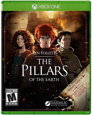 Pillars Of The Earth - Xbox One