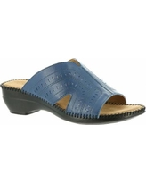 Auditions Kelly - Womens 11 Blue Sandal N