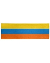 Here S A Great Deal On Miami Striped Orange Blue Yellow Area Rug East Urban Home Rug Size Runner 2 6 X 8