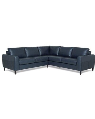 Palliser Furniture Ayres Symmetrical Symmetrical Sectional 77325-39_08 Body Fabric: Ambient Acorn