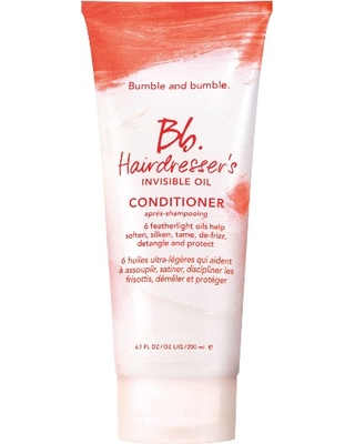 Bumble And Bumble. Hairdresser's Invisible Oil Conditioner, Size 2 oz