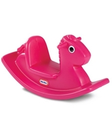 Little Tikes Rocking Horse for toddlers, Magenta