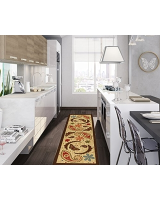 Sara's Kitchen | Can T Miss Deals On Ottomanson Sar6782 20x59 Sara S Kitchen Runner