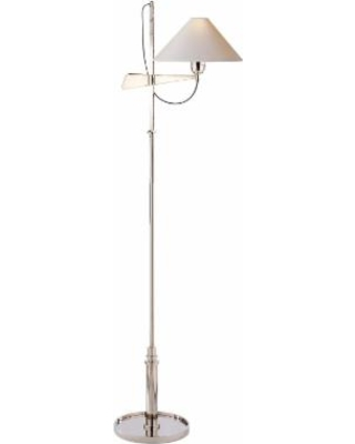 Visual Comfort and Co. J. Randall Powers Hargett 50 Inch Reading Lamp - SP 1505PN-NP