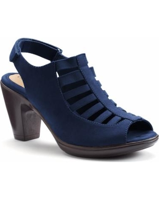 671a99bbe9b6b Find the Best Deals on Croft & Barrow Shay Women's Caged High Heels ...