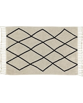 Lorena Canals Bereber Rug, Size One Size - Beige
