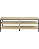 edc3b356c67 ... Project 62. This modern TV stand has a minimalist look … Target. See at  Target. IMPACT RAD