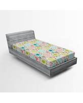 Children Fitted Sheet East Urban Home Size: Twin XL
