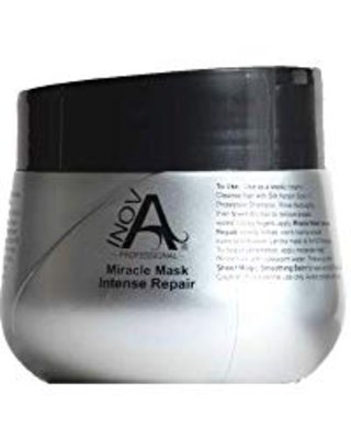 Inova Professional Intense Repair - The Miracle Mask - Deep Conditioning Mask, 10.2 Fluid Ounce