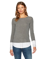Bailey 44 Womens Transcendental Top with Cutout Detail