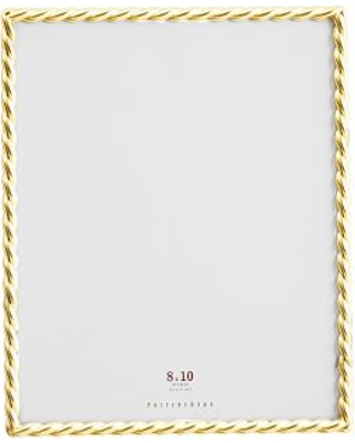 Surprise 31 Off Rope Plated Frame Gold 8 X 10