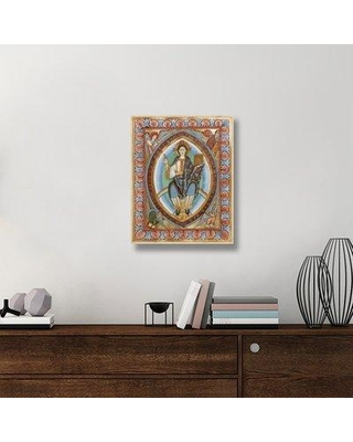 """East Urban Home 'Christ' Acrylic Painting Print on Canvas ETUC6941 Size: 28"""" H x 22"""" W x 1.5"""" D"""