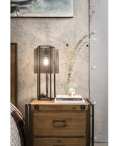 Can't Miss Bargains on Kelly Rustic Farmhouse Table Lamp