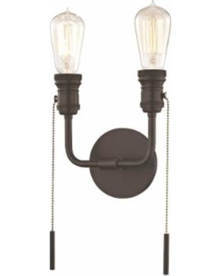 Mitzi Lexi 12 Inch Wall Sconce - H106102-OB