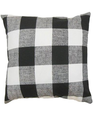 The Pillow Collection Anderson Throw Pillow P18-PP-ANDERSON-BLACK
