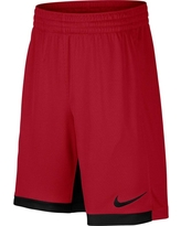 Nike Boys' Trophy Training Shorts, Size: Small, Gym Red/Black