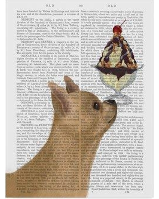 """Winston Porter 'Chihuahua Fawn Ice Cream' Text Graphic Art Print on Wrapped Canvas WNPO3544 Size: 24"""" H x 18"""" W x 2"""" D"""