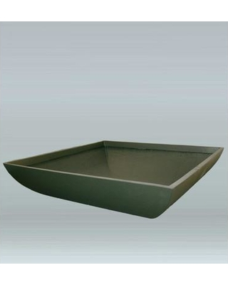 Allied Molded Products Composite Planter Box 1AN-5615 Color: Paprika