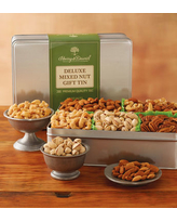 Deluxe Mixed Nuts Gift Tin by Harry & David