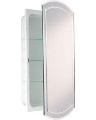 Headwest V-Groove Beveled Mirror Recessed Medicine Cabinet 16-Inch by 30-  sc 1 st  Better Homes and Gardens & Check Out These Hot Deals on Headwest V-Groove Beveled Mirror ...