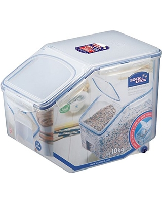 Check Out These Bargains on LOCK LOCK Bulk Storage Bins Food
