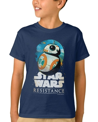 BB-8 Badge T-Shirt for Boys Star Wars: Resistance Customized Official shopDisney