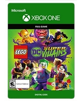 LEGO DC Super Villains, Warner Bros, Xbox, [Digital Download]