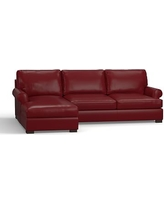 Hot Deals on Red Leather Sectionals | BHG.com Shop