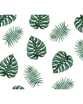 Palm Branches Wall Decal