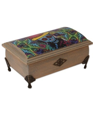 Get Ahold Of Fantastic Deals On Decoupage Wood Decorative Box Bloomsbury Market