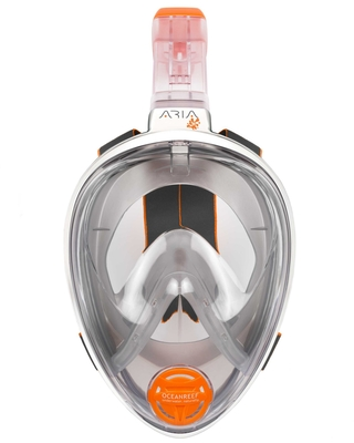 Ocean Reef Youth ARIA JR. Snorkeling Mask, Girl's, Size: XS