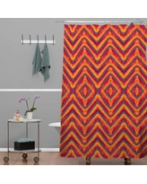 Deny Designs Wagner Campelo Sanchezia 1 Shower Curtain 13524-shocur