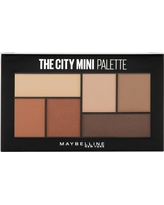 Maybelline The City Mini Eyeshadow Palette 500 Brooklyn Nudes - 0.14oz