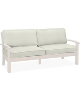 Chatham Sofa Replacement Cushion Set Outdoor Canvas Natural