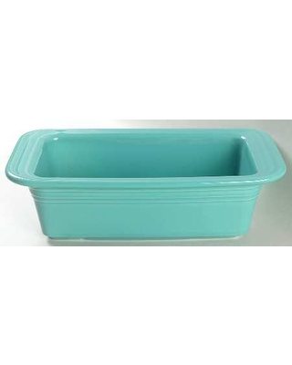 Homer Laughlin Fiesta Turquoise (Intro 1986) Loaf Pan