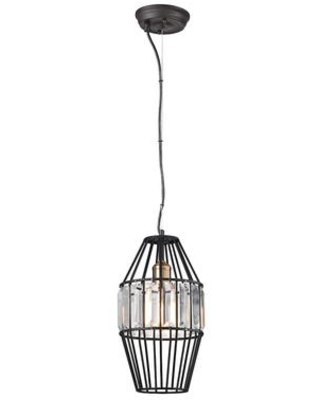 14248/1 Yardley 1 Light Pendant in Oil Rubbed