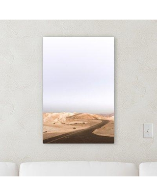 "Ebern Designs 'Portrait Style (140)' Photographic Print on Canvas BF140486 Size: 20"" H x 16"" W x 2"" D"