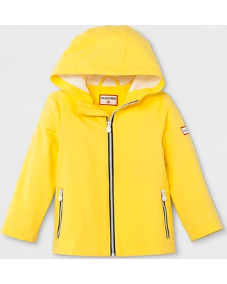 Hunter for Target Hunter for Target Toddlers' Packable Rain Coat - Yellow  2T, Toddler Unisex from Target | parenting com Shop